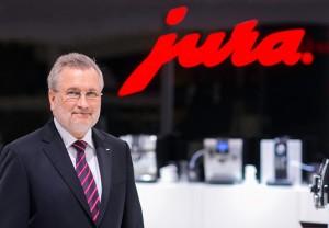 Rolf P. Diehl, Geschäftsführer JURA Elektrogeräte Vertriebs- GmbH